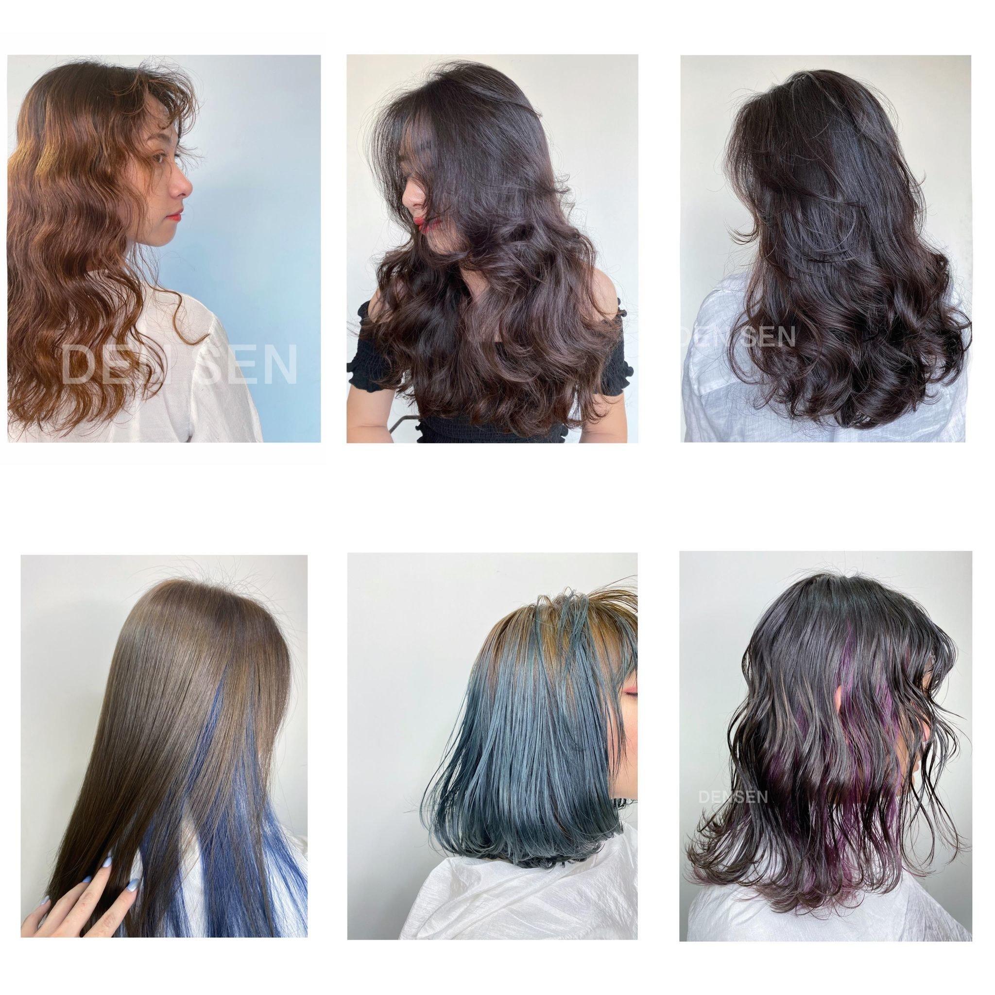 2021不漂髮也能染的霧感髮色-觸角染與雙層染,讓你美麗過新年!